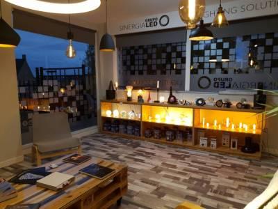 Showroom Grupo Sinergia LED - Foto nº 1